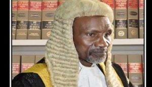 Mahmud, Chief Justice of Nigeria