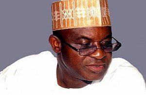 Senator David Mark representing the entire Idoma in the Nigerian Senate