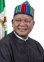 Gov Samuel Ortom of Benue State