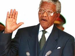 Late Nelson Mandela