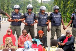 Previously, the Nigeria Police disallowed the BBOGs seeking audience with the president in the Villa