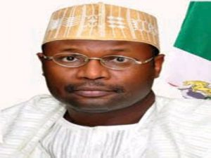 Incumbent INEC Chairperson