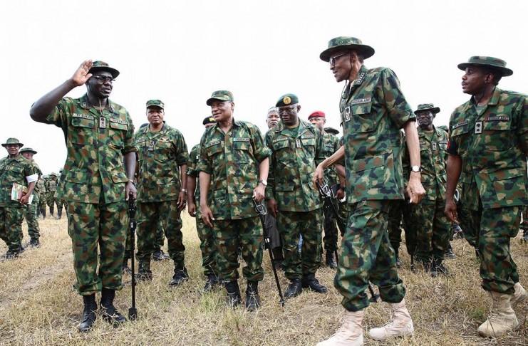 Cleansing Nigeria of Boko Haram Begins