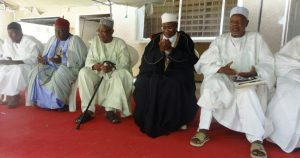 Some members of Bornu Elders Forum some already late now
