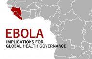 Chatham House Panel Looks Back at Ebola