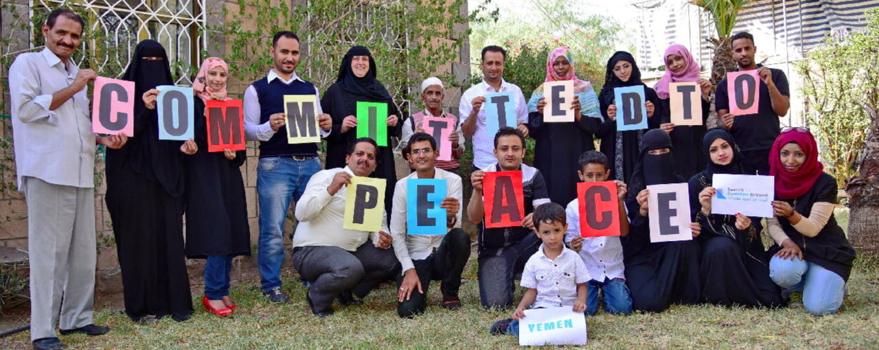 'Search' Celebrates 35 Years of Peacebuilding