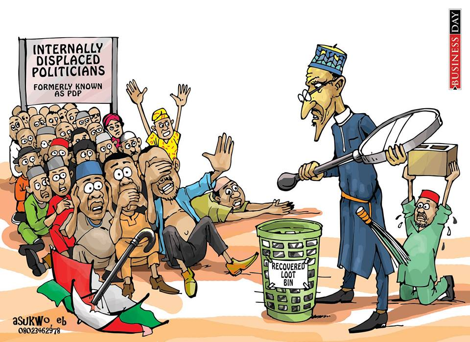 Anxiety Mounts Over PDP