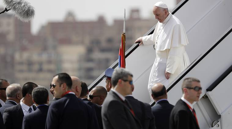 Boost for Inter-Religious Understanding as Pope Enters Second Day in Egypt