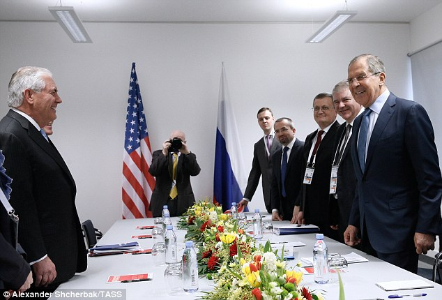 US-Russia Relations Not Quite Yet a Cold War - Sergey Lavrov, Russian Foreign Minister , Part 1
