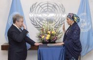 'Why is She Here?': The Nigerian Herder's Daughter Who Became UN Deputy Chief