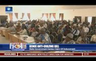 War of Claims and Counter-Claims Over Benue Anti-Open Grazing Law Escalates