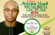 Still on Abubakar Momoh: The Comrade Professor