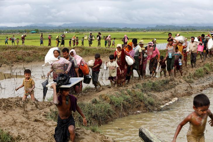Aung San Suu Kyi Speaks on Rohingya Violence At Last