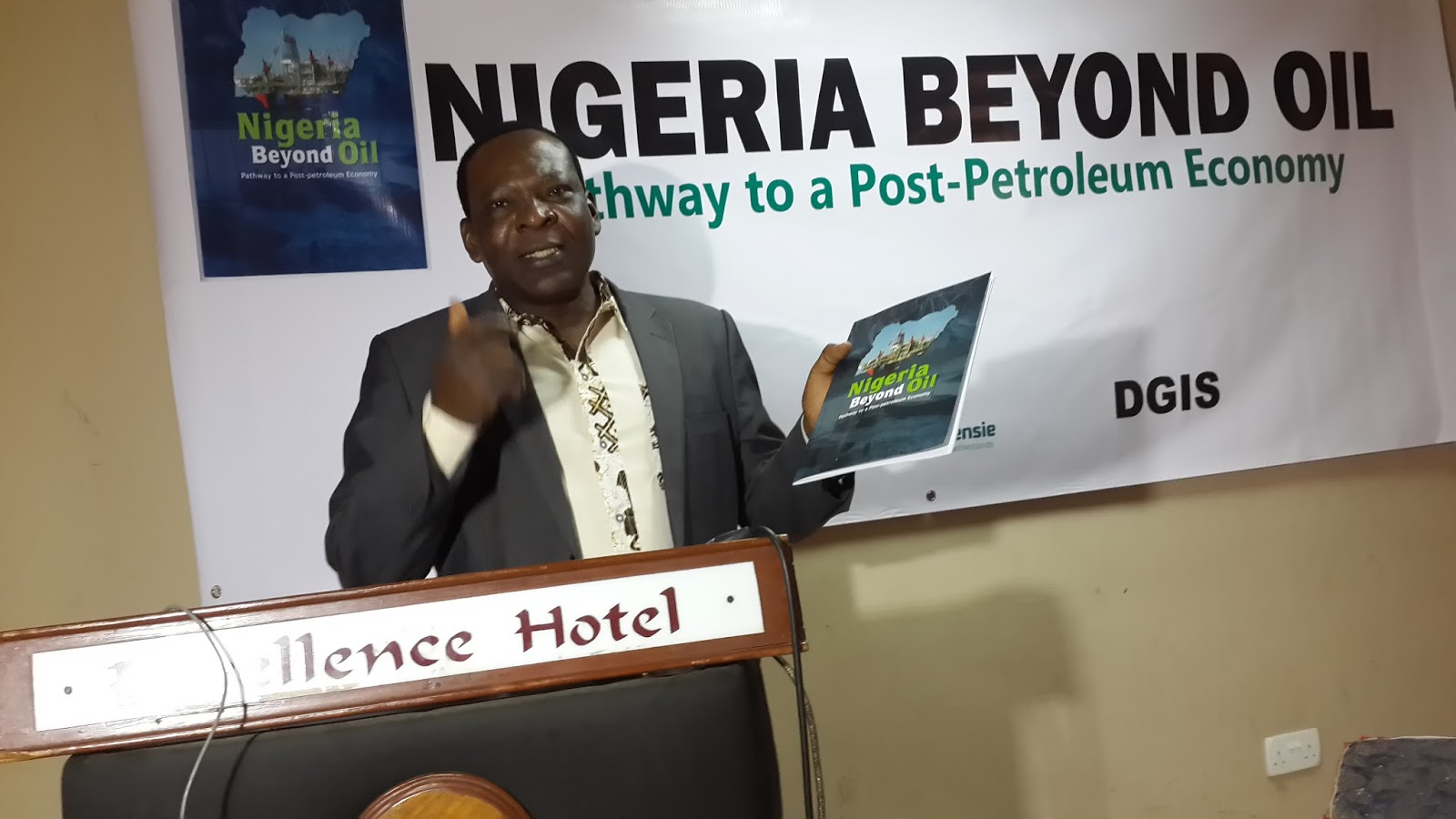 Will Zero Oil Make 'Another Nigeria' Possible?