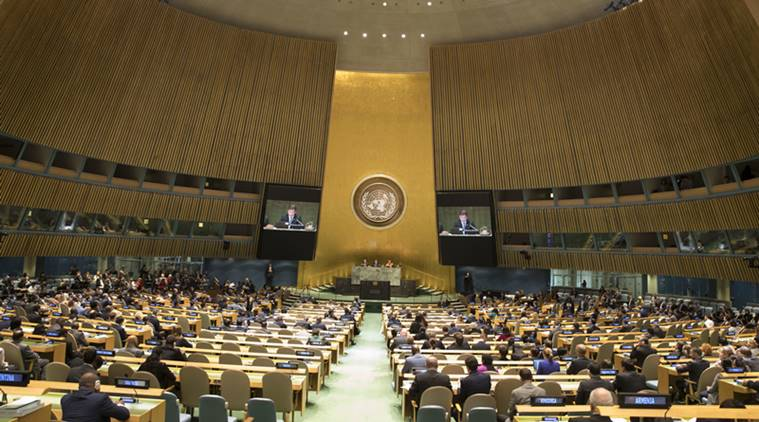 CISLAC Goes to UN General Assembly