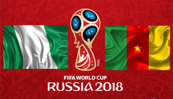 Turning Icons into Neophytes in Nigeria-Cameroon 2018 FIFA Qualifier Soccer Clashes