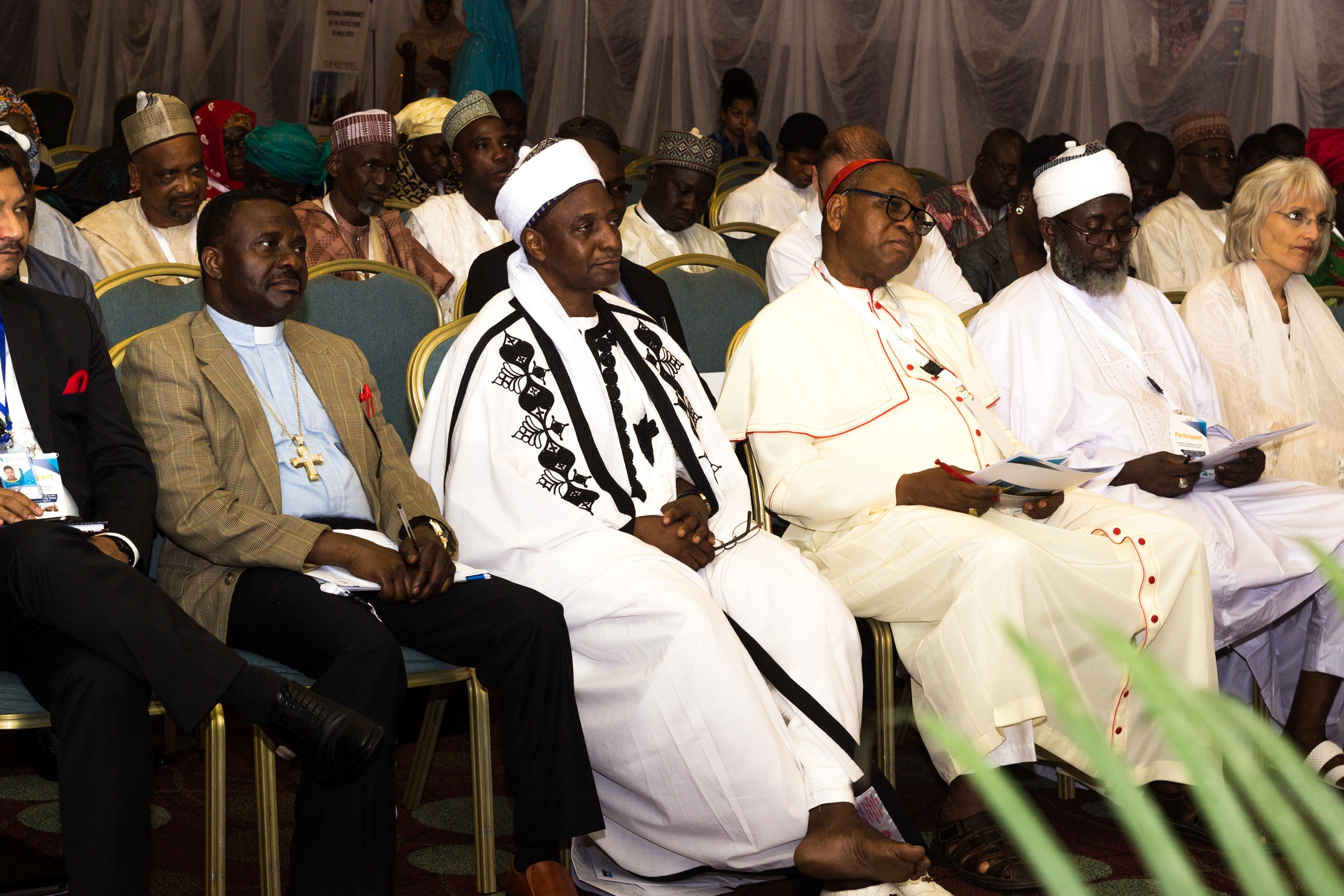 Why Cordiality Among Religious Leaders Doesn't Stop Religious Violence in Nigeria