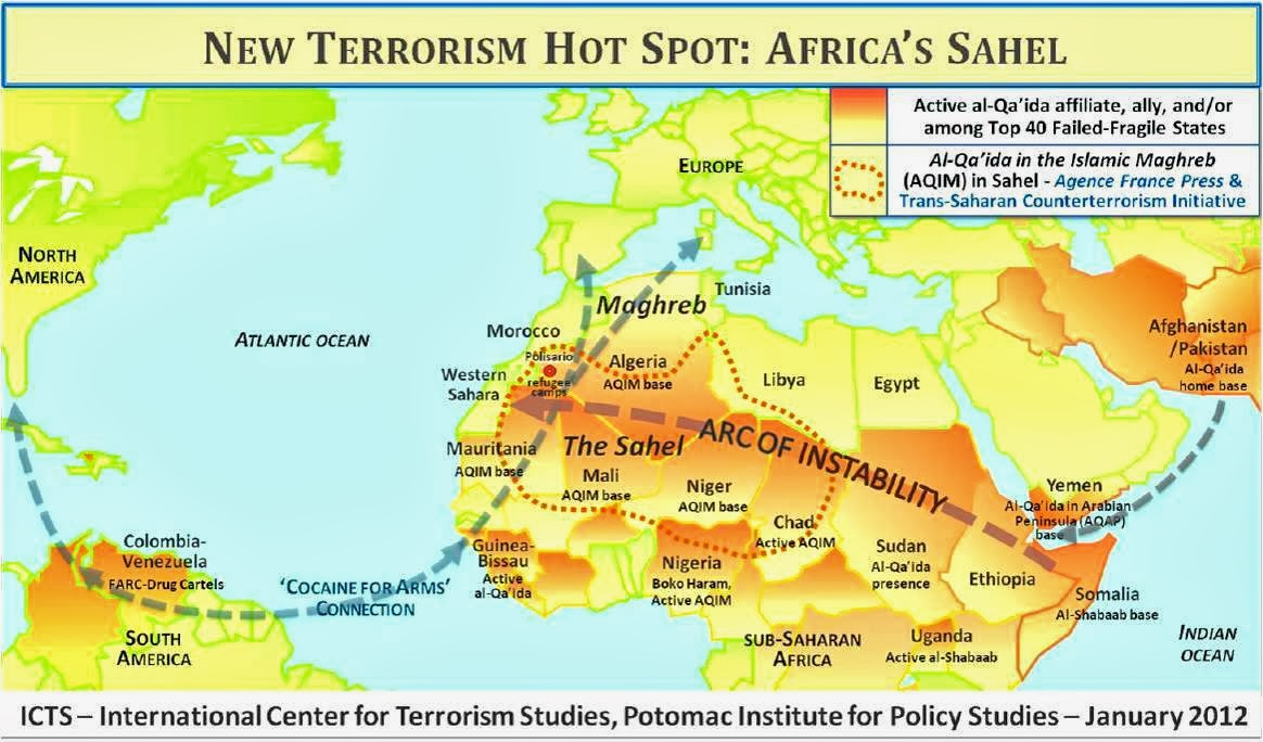 Are Insurgents Intensifying Attacks in Africa?