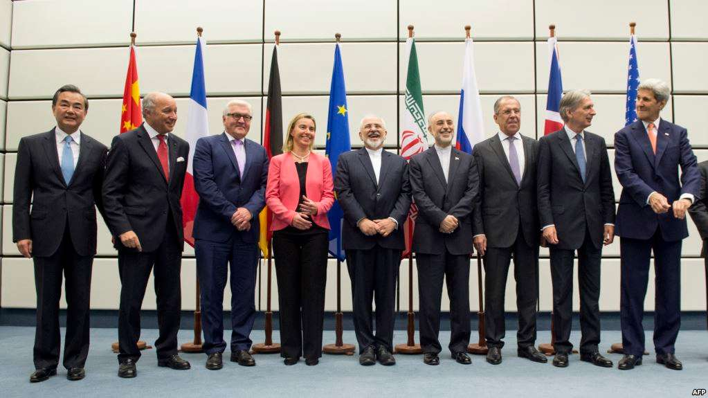 EU Dares Trump, Rules Out  Renegotiation of the Iran Nuclear Deal