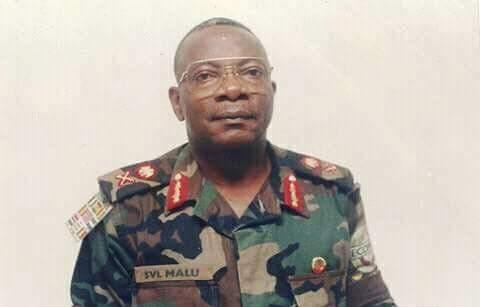 Gen Victor Malu, Nigeria and ECOMOG