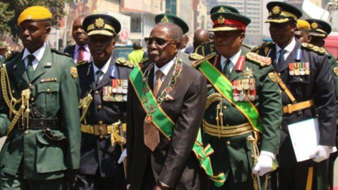 Stalemate in Zimbabwe as Mugabe Refuses to Resign
