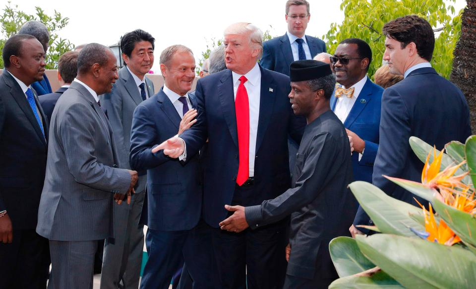 From UI to Lome-Ottawa and then Dubai-Maiduguri