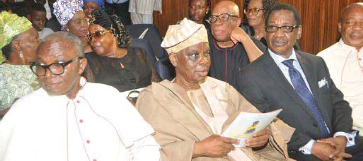 Olu Adeniji, Former Foreign Affairs Minister, is Dead