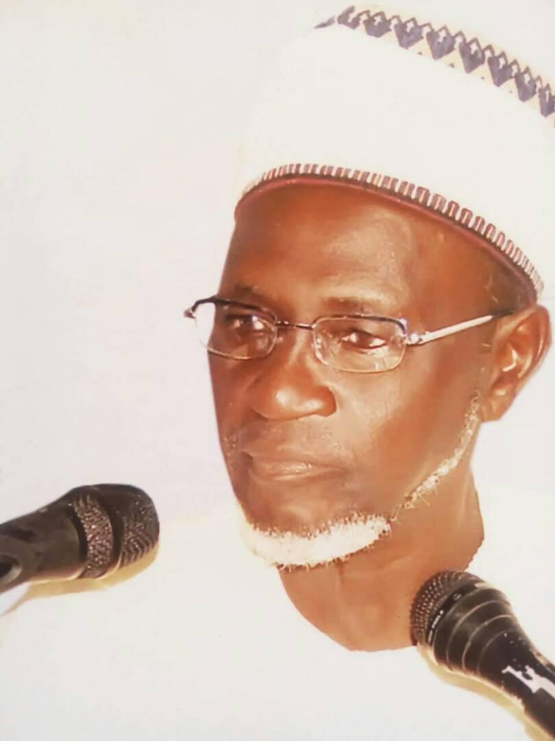 Sheikh Aliyu Usman Babando is Dead