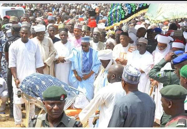 Alhaji Aliyu Akwe Doma and the Paradox of Power (1)