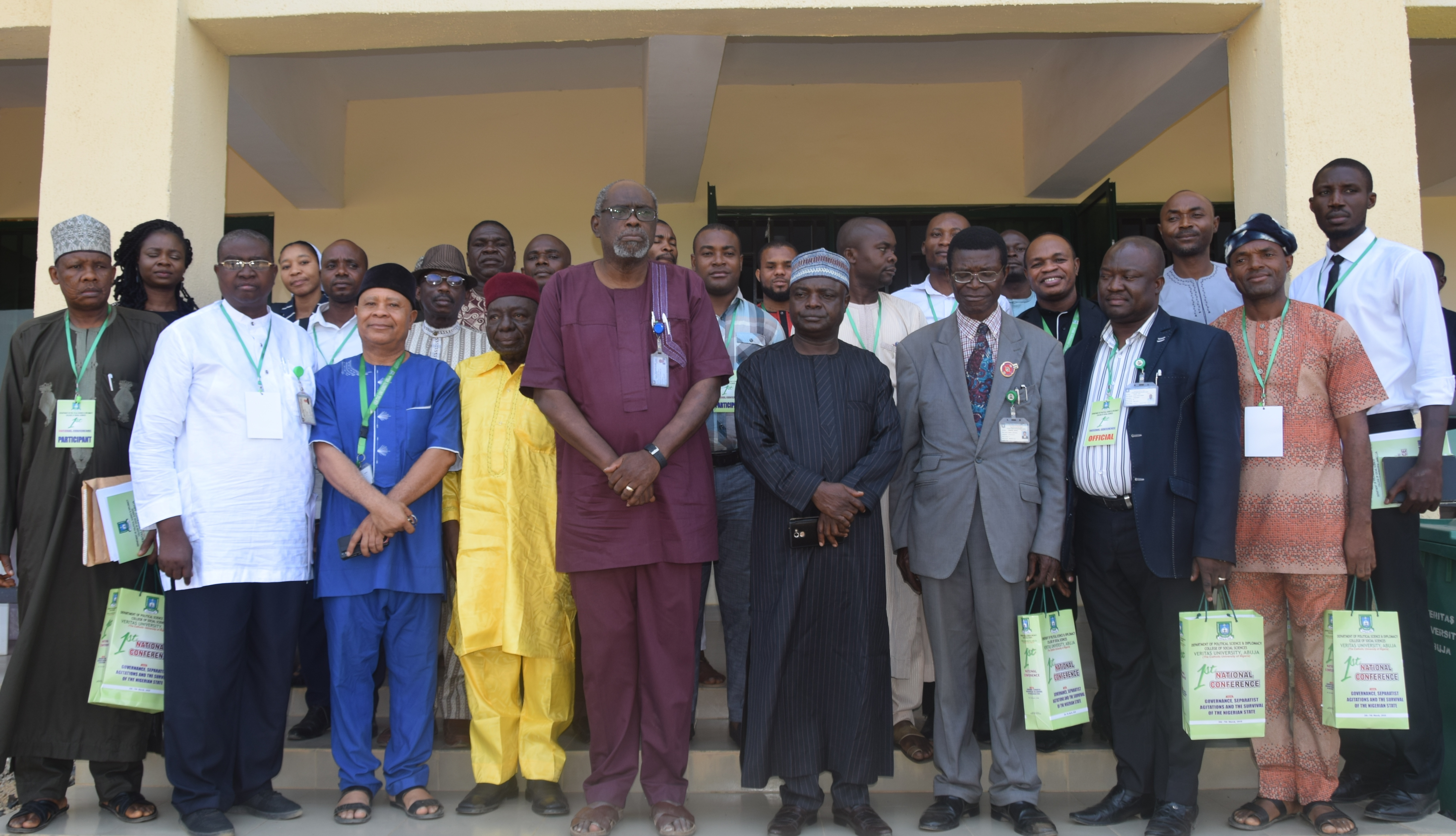 Do not Take Nigeria for Granted, Scholars Warn Elite