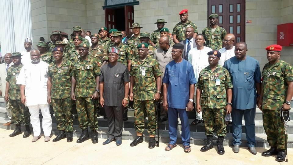 Military Deployed in Omusu, Fresh Herdsmen Violence Site