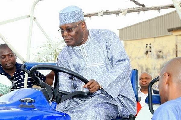 Hurray, Atiku Abubakar Now Talks Tough on Industrialisation