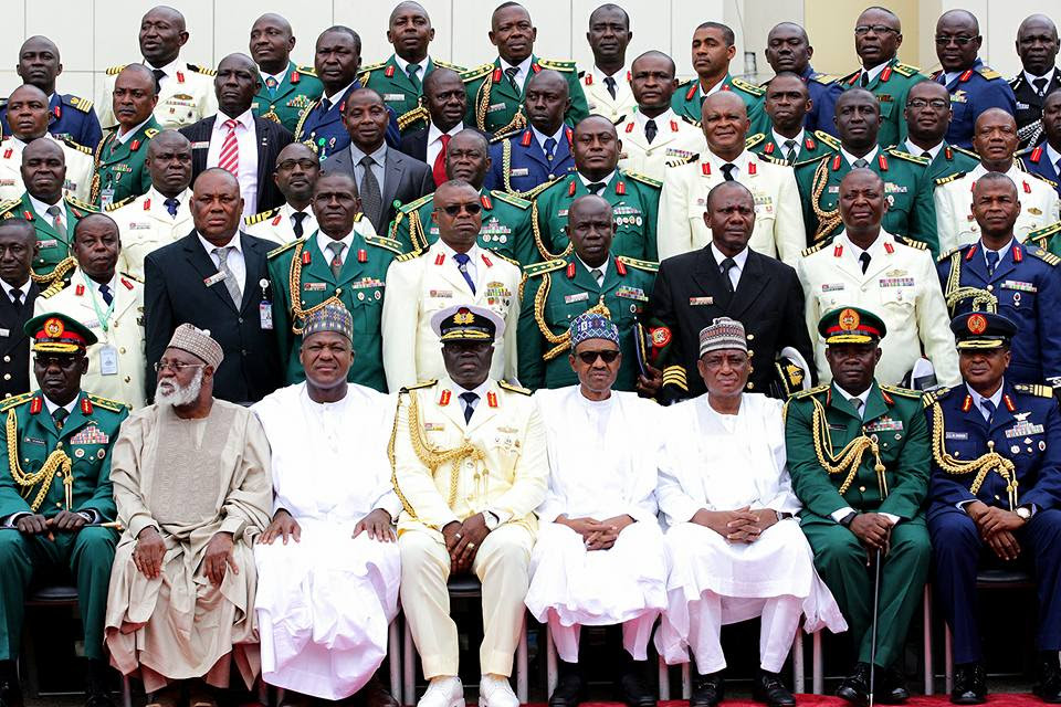 Reconstitute Top Echelon of the Security Forces, Middle Belt Forum Tells Buhari