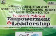 The Gathering Momentum in Making Politics Safe for Women