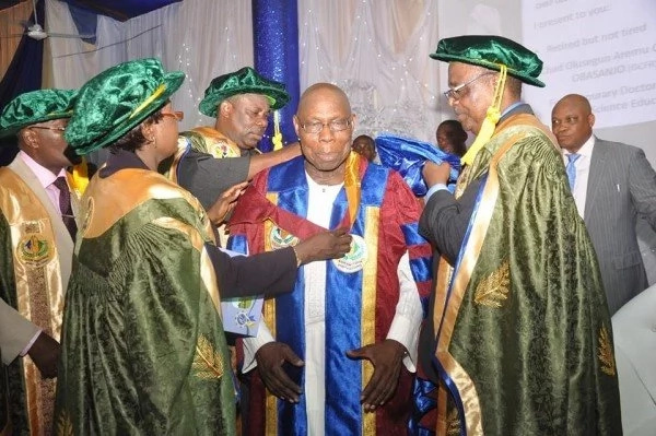 The Vice-Chancellor's Lens and Dr. Olu's Universe