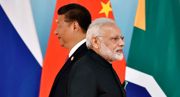 Coming Clash or Co-Existence of India and China in Africa?