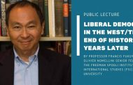 Can Francis Fukuyama Stay the Course?