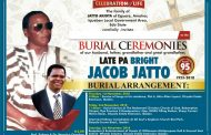 The Coming 'Convergence of Civilisations' in Pa Bright Jacob Jatto's Burial in Ibadan