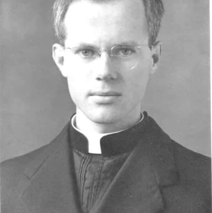 Rev Fr. Angus Fraser, Legendary Principal of Mt St Gabriel's Gets A Resting Place @ Last