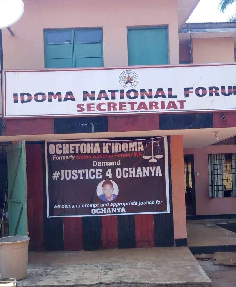 Steer Clear of Ochanya Ogbanje's Case, INF Warns