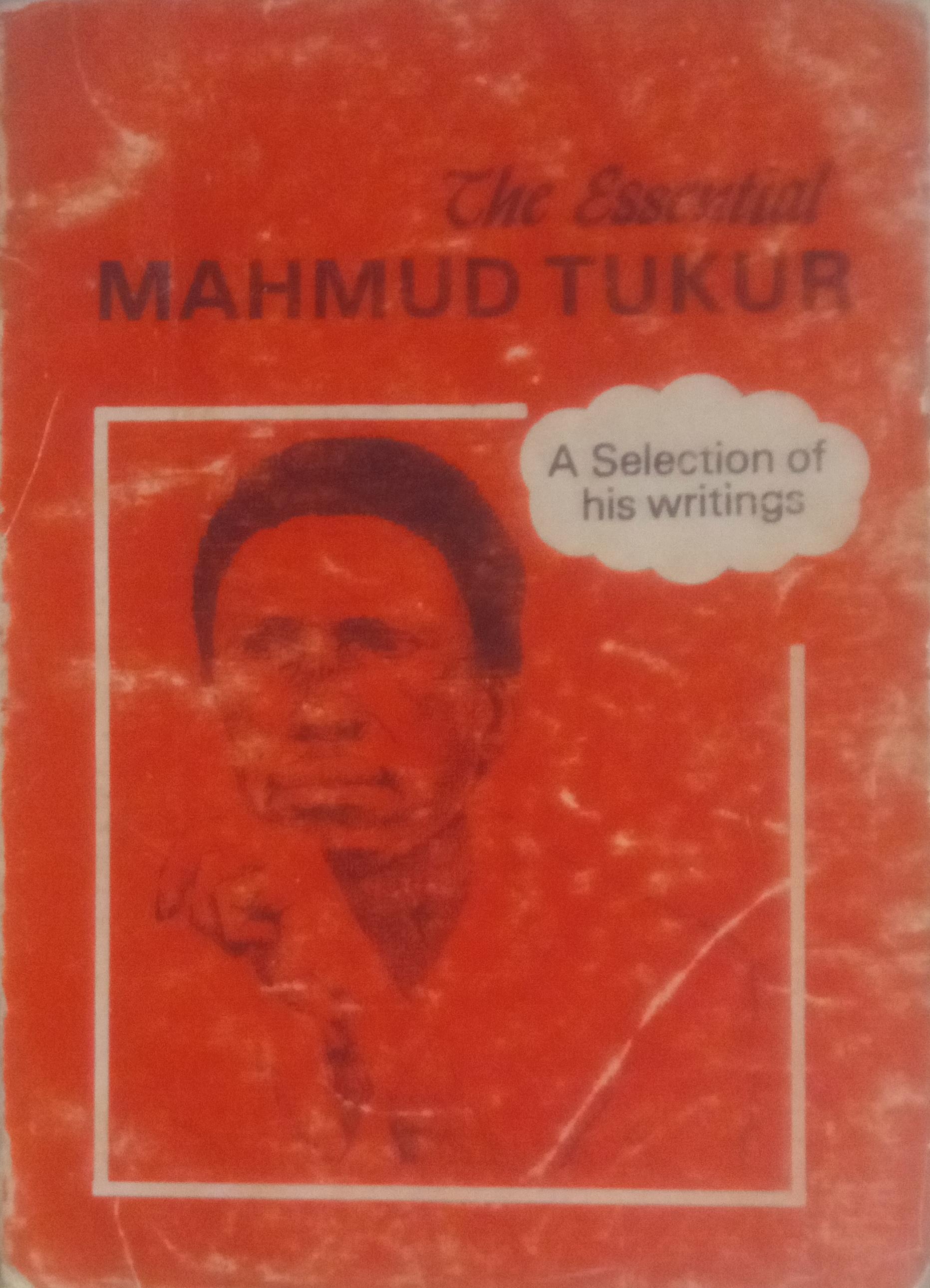 Mahmud Modibbo Tukur (1944–1988)