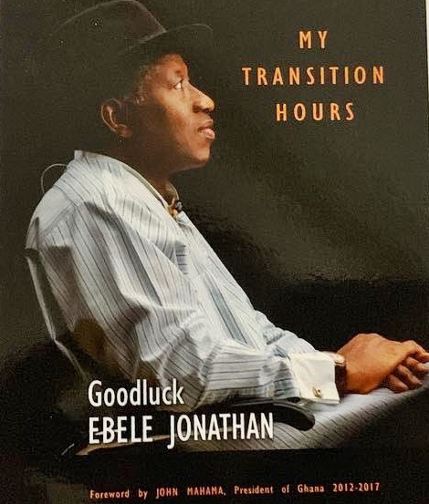 Dr Goodluck Jonathan and 'the Death of the Author'