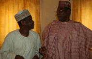 Nice Meeting Alhaji Mamman Said Again