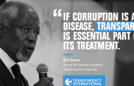 Nigeria Awaits Transparency International's 2018 Corruption Index