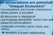 Justice Onnoghen as a Teacher of Discourse, Context and Power
