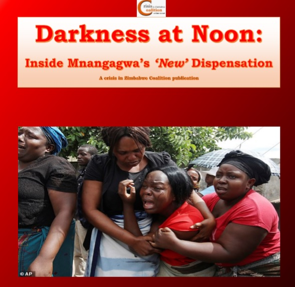 Darkness @ Noon in Zimbabwe?