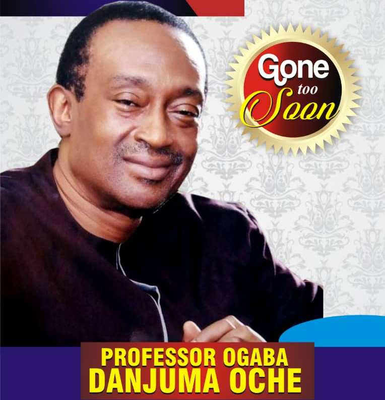 Family Announces Burial Arrangements for Professor Ogaba Oche