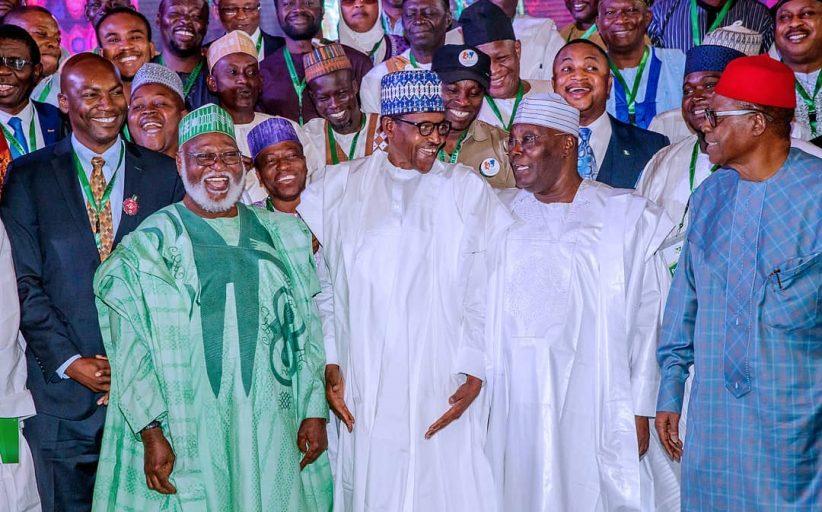 Last Minute Burst of Peaceworks Ahead of Nigeria's February 16th, 2019 Election