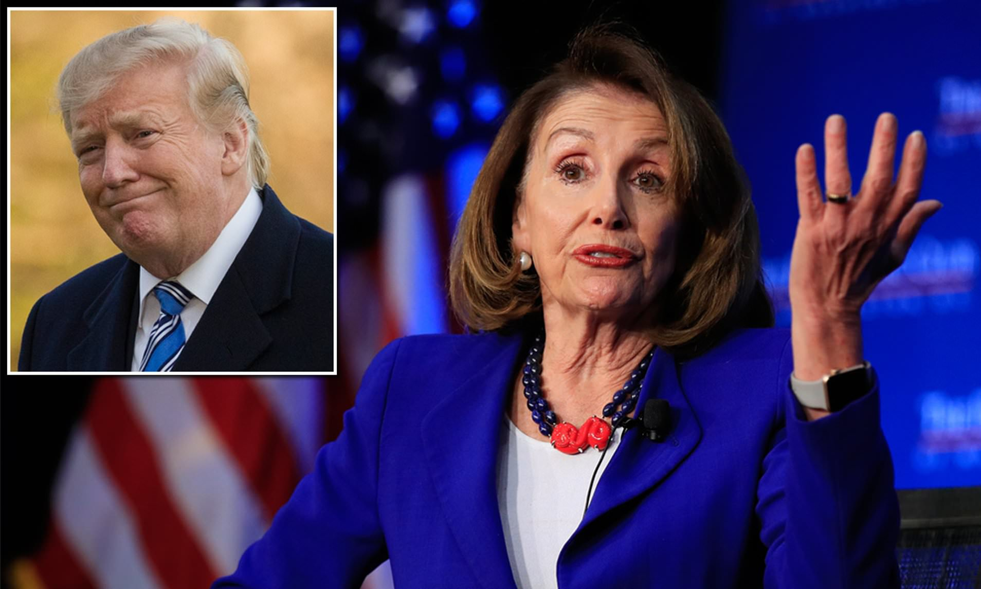 It is Not Worth Impeaching President Trump, Says Speaker Pelosi But Has the World Heard the Last on That?