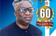 Seun Salako @ 60: Tribute to a Cool, Calm Comrade